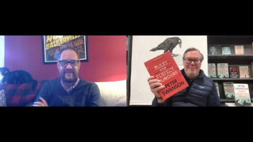 'Crow on the Box' with Peter Swanson