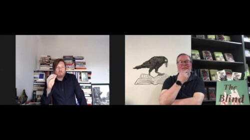 'Crow on the Box' with Stuart Evers