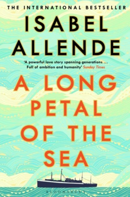 A Long Petal Of The Sea-Isabel Allende