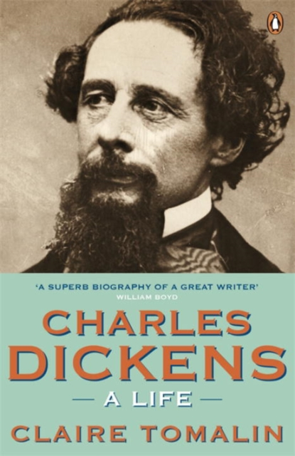 Charles Dickens A Life-Claire Tomalin
