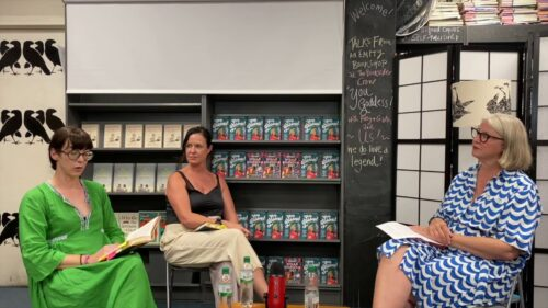 Michele Roberts and Helen Cullen, Talks from an Empty Bookshop, Talks from an Empty Bookshop