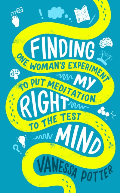 Finding My Right Mind-Vanessa Potter