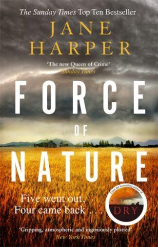 Force Of Nature-Jane Harper