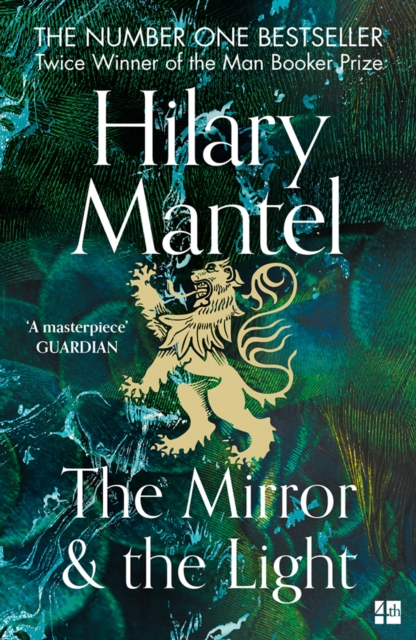 The Mirror And The Light-Hilary Mantel
