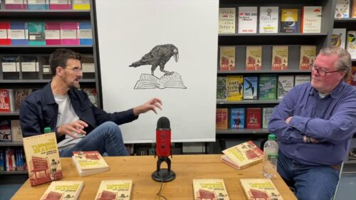 Michael Wagg, Talks from an Empty Bookshop, Talks from an Empty Bookshop