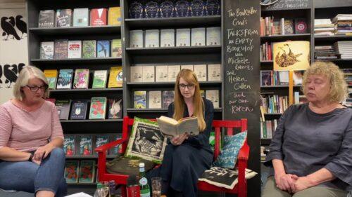 Michele Roberts & Helen Cullen, Talks from an Empty Bookshop