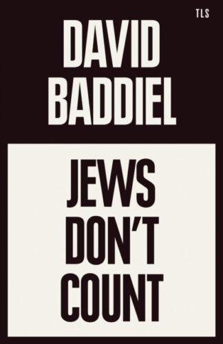 Jews Don't Count-David Baddiel