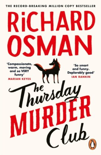 The Thursday Murder Club-Richard Osman
