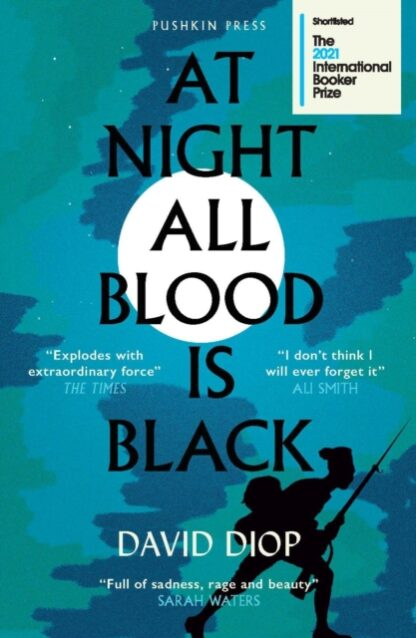 At Night All Blood Is Black-David Diop