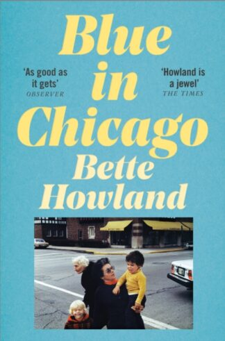 Blue in Chicago-Bette Howland