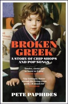 Broken Greek-Pete Paphides