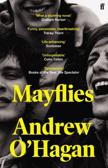 Mayflies-Andrew O'Hagan