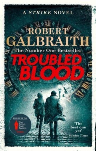 Troubled Blood-Robert Galbraith