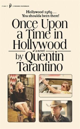 Once Upon a Time in Hollywood-Quentin Tarentino