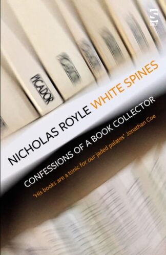 White Spines-Nicholas Royle