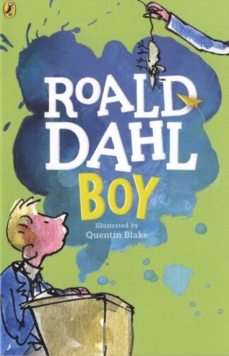 Boy-Roald Dahl