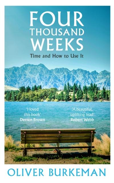 Four Thousand Weeks-Oliver Burkeman