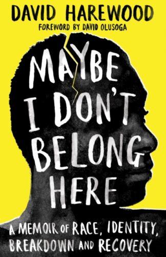 Maybe I Don't Belong Here-David Harewood