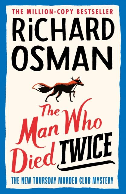 The Man Who Died Twice-Richard Osman