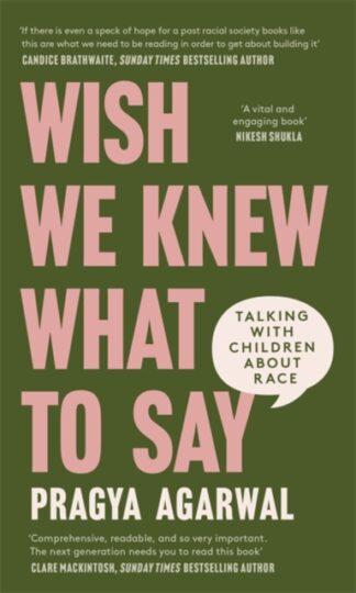 Wish we knew What To Say-Pragya Agarwal