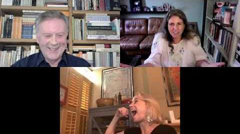 Laura Lippman & Jean Hanff Korelitz with Barry Forshaw, Talks across the Pond