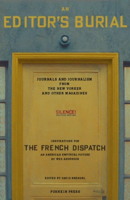 An Editor's Burial - Wes Anderson